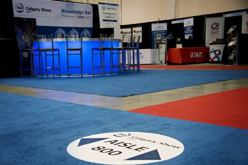 Trade Show Booth Edmonton : Trade shows