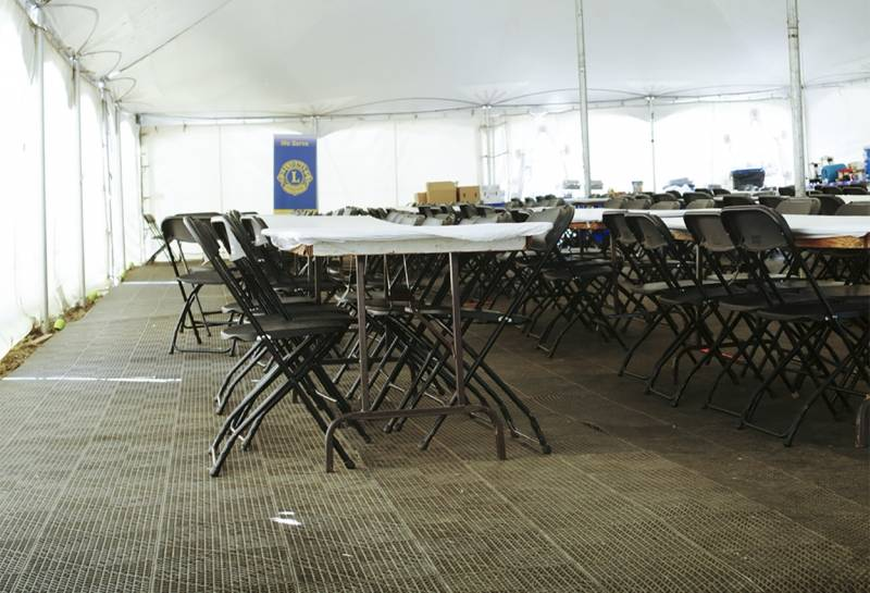Event Rental Furniture From Superior Show Service