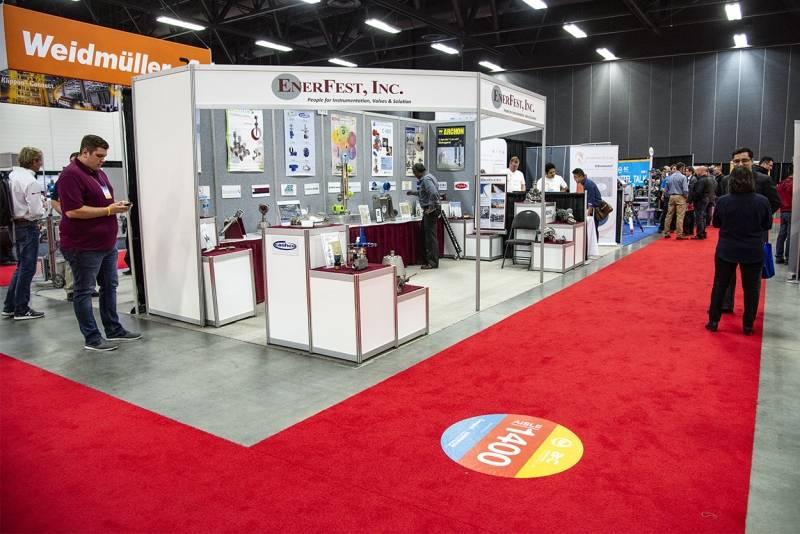 Trade Show Booth Edmonton : Trade shows superior show service