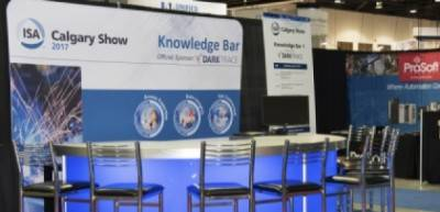 Custom Exhibits Knowledge Bar Superior Show Service
