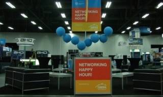 Networking Lounge at Edmonton ISA Automation Expo 2016