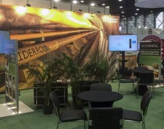 Exhibits and custom graphics