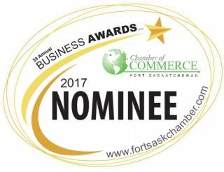 Chamber of Commerce Business Awards Nominee