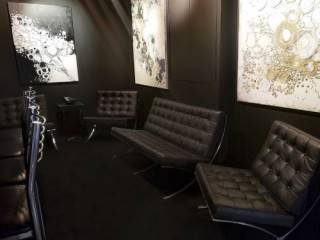 Park Avenue lounge offers a more contemporary look for your event rental