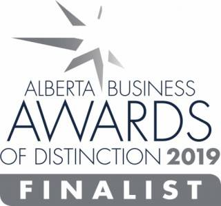 Finalist: Alberta Business Marketing Award of Distinction, 2019