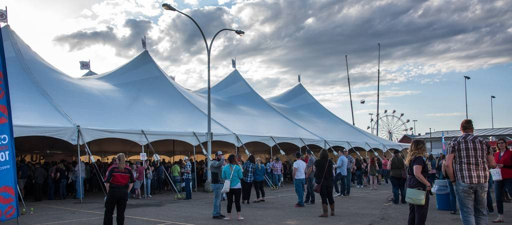 Whether your event is a small backyard BBQ Calgary St&ede celebration or large outdoor festival we have a tent to meet your needs. & Tent Rentals Superior Show Service