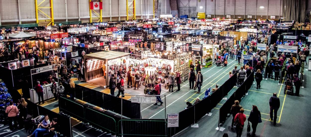 Trade Show In Western Canada