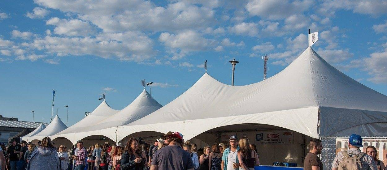 Event Tent Rentals for frame, pole and clearspan