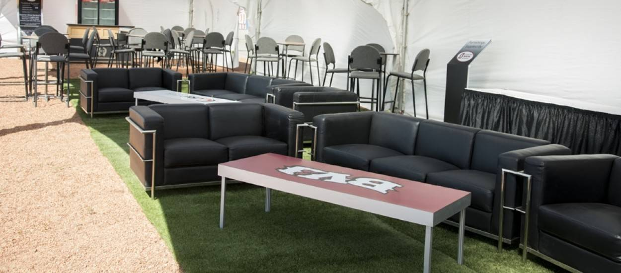Superior event rental furniture