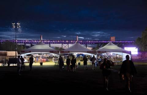 Trade Show Booth Edmonton : Superior show service tradeshow & special event rentals
